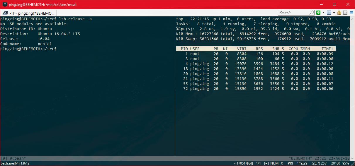 A Saner Windows Command Line - Part 3